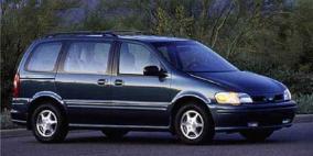 1997 Oldsmobile Silhouette GLS