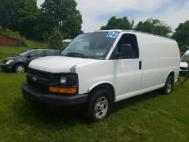 2006 Chevrolet Express Cargo Van 1500
