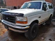 1993 Ford Bronco Eddie Bauer