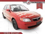 2002 Mazda Protege ES