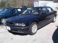 1998 BMW 7 Series 740iL