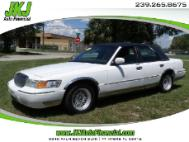 1999 Mercury Grand Marquis LS