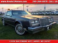 1979 Buick Riviera Base