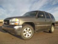 2001 GMC Yukon SLT