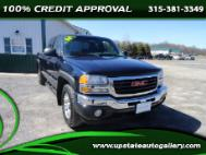 2006 GMC Sierra 1500 SLE Ext. Cab Long Bed 4WD