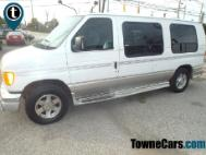 2004 Ford Econoline Cargo Van Recreational