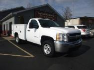 2010 Chevrolet Silverado 2500HD Work Truck