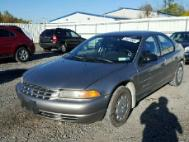 1999 Plymouth Breeze 4DR