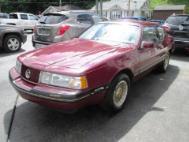1987 Mercury Cougar LS