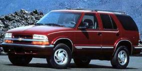 1999 Chevrolet Blazer 4 Door SUV