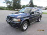 2004 Mitsubishi Montero Sport LS