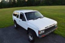 1989 Nissan Pathfinder XE 4WD