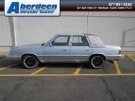 1987 Chrysler New Yorker Base