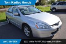 2003 Honda Accord EX w/Leather w/Navi