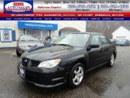2007 Subaru Impreza 2.5 i Special Edition