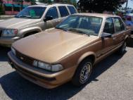 1989 Chevrolet Cavalier Base