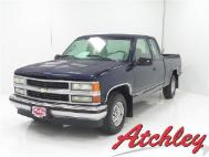 1996 Chevrolet C/K 1500 Silverado