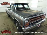 1989 Dodge  Runs Drives Body Inter Good 318V8 3 spd auto