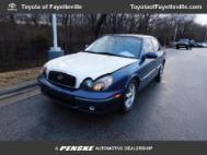 2005 Hyundai Sonata LX