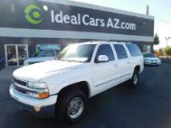 2003 Chevrolet Suburban 2500 LT