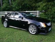 2009 Cadillac CTS-V Base