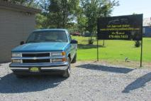 1997 Chevrolet C/K 1500 Reg. Cab W/T 8-ft. Bed 2W