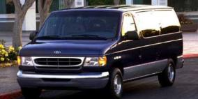 1998 Ford Econoline Cargo Van Recreational