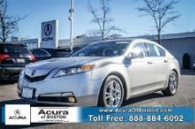 2011 Acura TL Technology