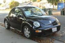 2001 Volkswagen New Beetle GLS