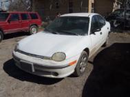 1996 Dodge Neon Base