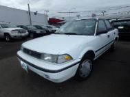 1992 Toyota Corolla Deluxe