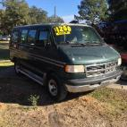 1996 Dodge Ram Van Base