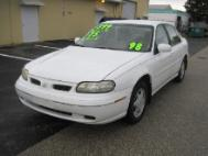 1998 Oldsmobile Cutlass GLS