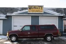 1996 Chevrolet C/K 1500 Ext. Cab 8-ft. Bed 2WD