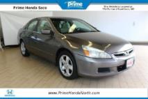 2007 Honda Accord LX V-6
