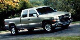 2000 Chevrolet Silverado 1500 LT Extended Cab