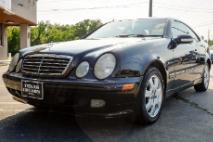 2000 Mercedes-Benz CLK-Class CLK320