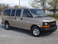 2011 Chevrolet Express LS 2500