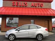 2011 Ford Fiesta SEL