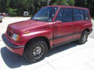 1993 Suzuki Sidekick JS