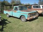 1963 Ford F-100 Some and most good