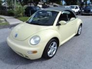 2005 Volkswagen New Beetle GLS 1.8T