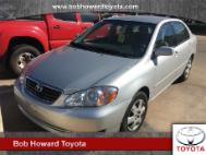 2008 Toyota Corolla LE SOLD AS IS NEEDS AN ENGINE!