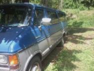1993 Dodge Ram Van B350