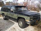 1989 Chevrolet Suburban V20