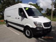 2016 Mercedes-Benz Sprinter Cargo 2500 170 WB