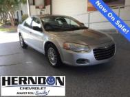 2004 Chrysler Sebring LX