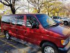 2002 Ford E-Series Wagon E-150 XL