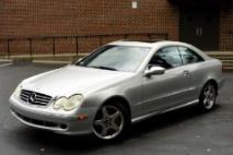 2004 Mercedes-Benz CLK-Class CLK 500