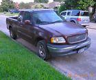 1999 Ford F-150 Base Extended Cab Pickup 4-Door